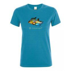 Ramirezi aqua női póló