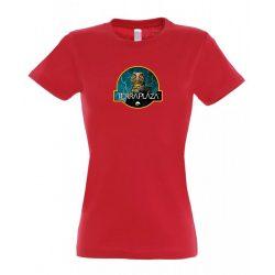 Uromastyx red női póló