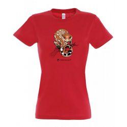 Aeluroscalabotes felinus red női póló