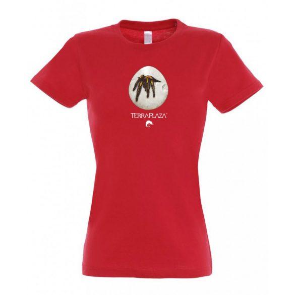 Ephebopus murinus red női póló
