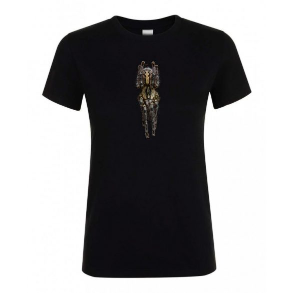 Poecilotheria ornata #1 madárpók black női póló
