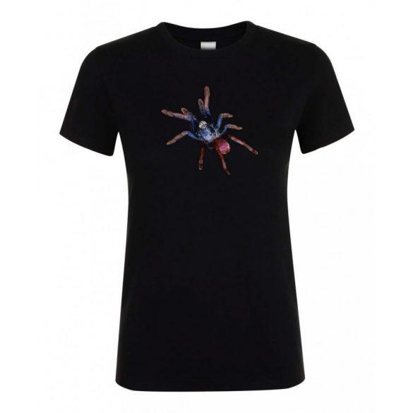 Haploclastus psychedelicus black női póló