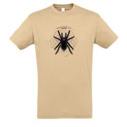 Xenesthis sp. Arachnida sand férfi póló