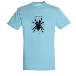 Xenesthis sp. Arachnida atoll blue férfi póló