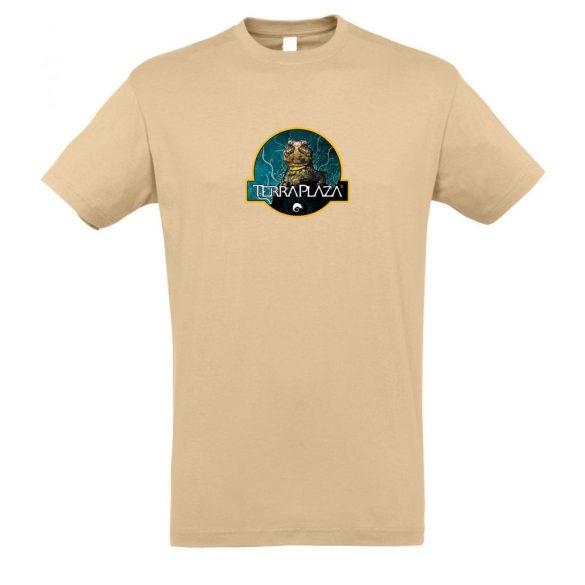 Uromastyx sand férfi póló
