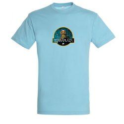 Uromastyx atoll blue férfi póló