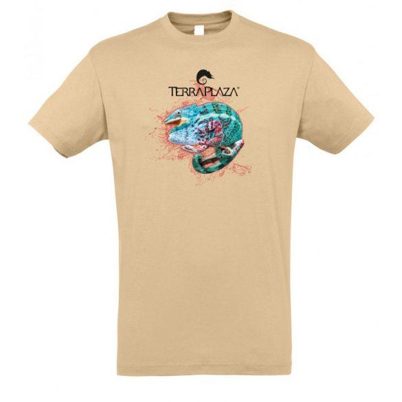 Furcifer pardalis XXX5 sand férfi póló