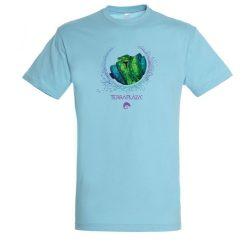 Morelia viridis XXX7 atoll blue férfi póló
