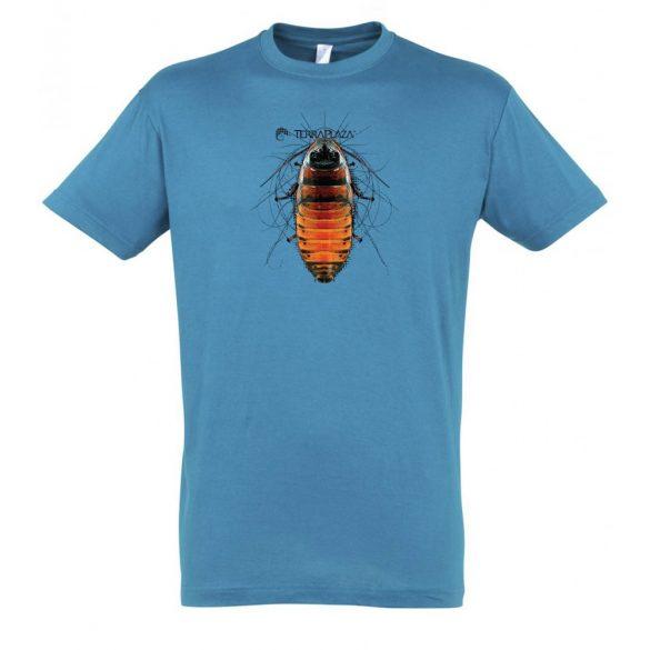 Gromphadorhina aqua férfi póló