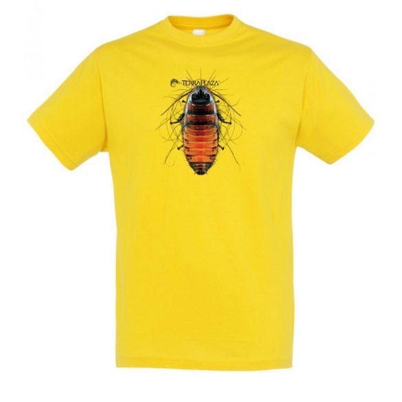 Gromphadorhina gold férfi póló