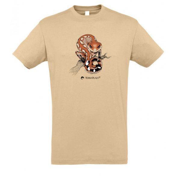 Aeluroscalabotes felinus sand férfi póló