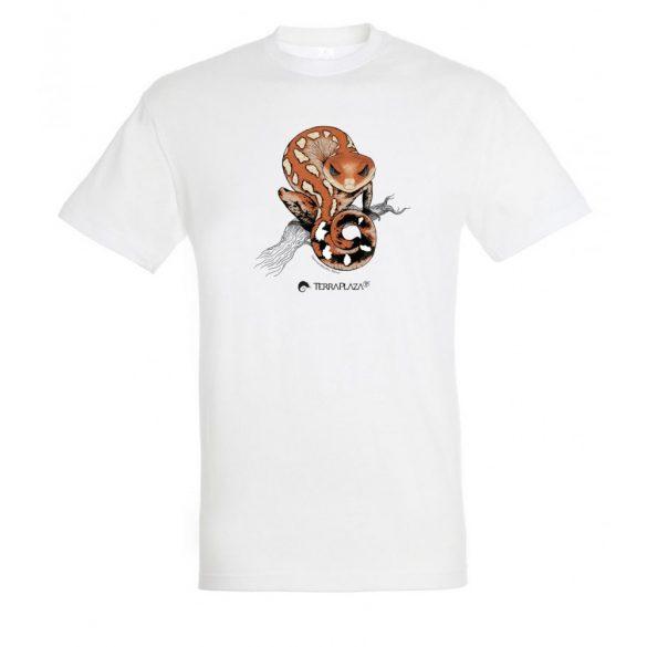 Aeluroscalabotes felinus white férfi póló