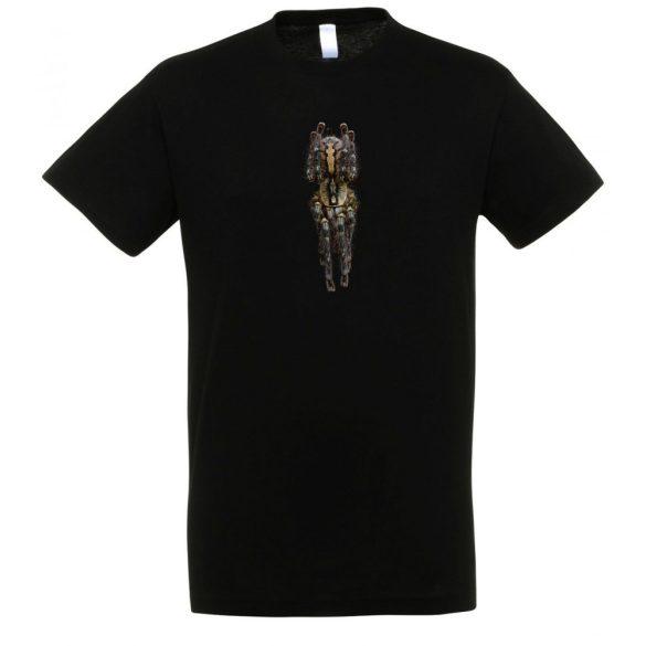 Poecilotheria ornata #1 madárpók black férfi póló