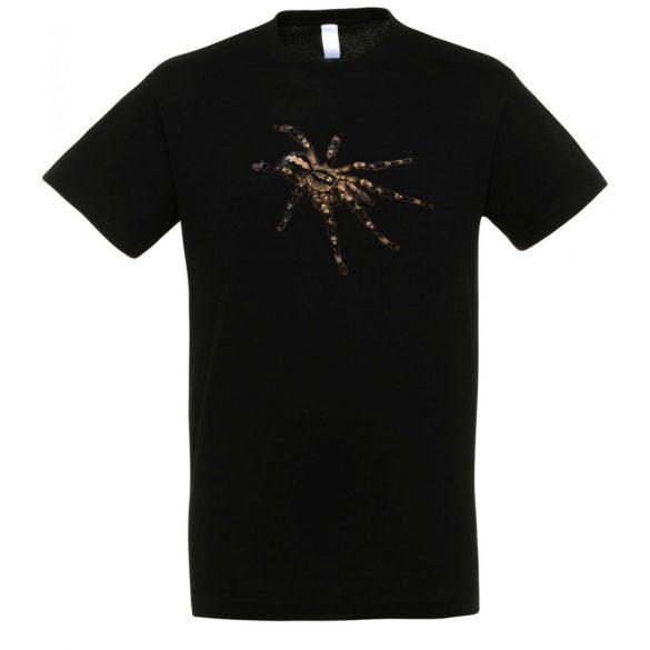 Poecilotheria ornata #2 madárpók black férfi póló