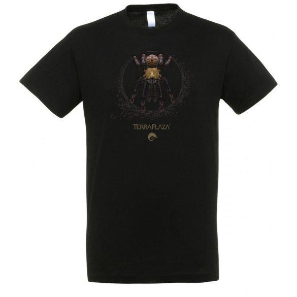 Omothymus schioedtei XXX7 black férfi póló