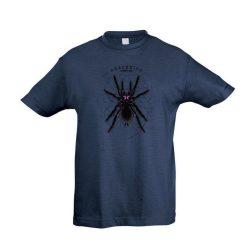 Xenesthis sp. Arachnida denim gyermek póló