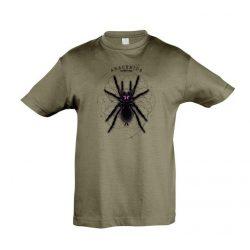 Xenesthis sp. Arachnida army gyermek póló