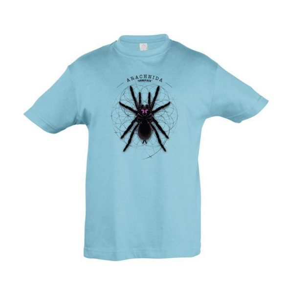Xenesthis sp. Arachnida atoll blue gyermek póló