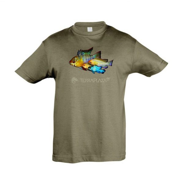 Ramirezi army gyermek póló