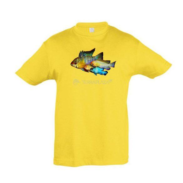 Ramirezi gold gyermek póló