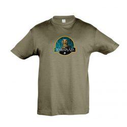 Uromastyx army gyermek póló