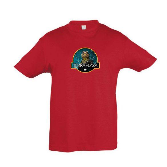Uromastyx red gyermek póló