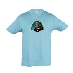 Uromastyx atoll blue gyermek póló