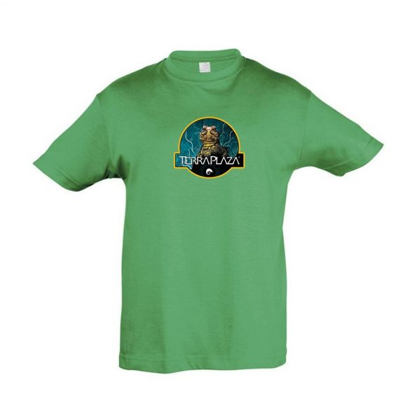 Uromastyx kelly green gyermek póló