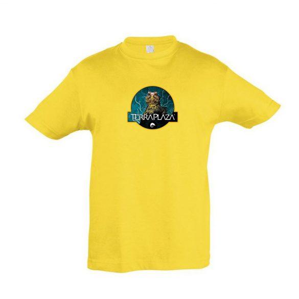 Uromastyx gold gyermek póló