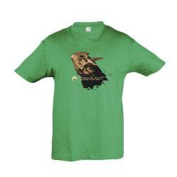 Phrynosoma kelly green gyermek póló