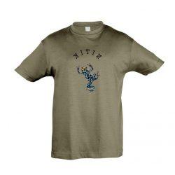 Dendrobates army gyermek póló