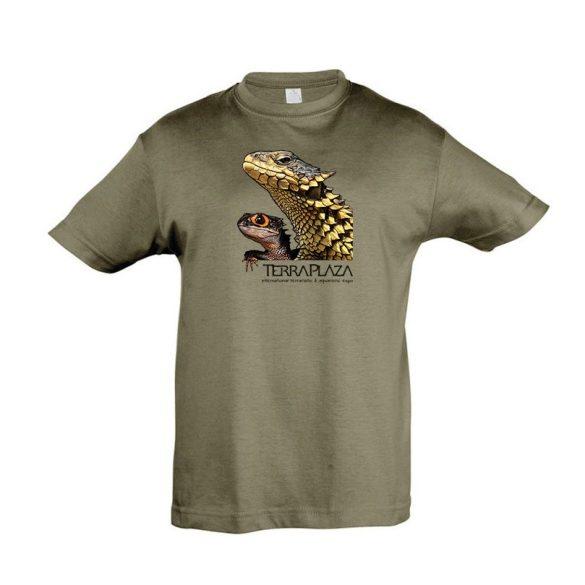 Dragons army gyermek póló