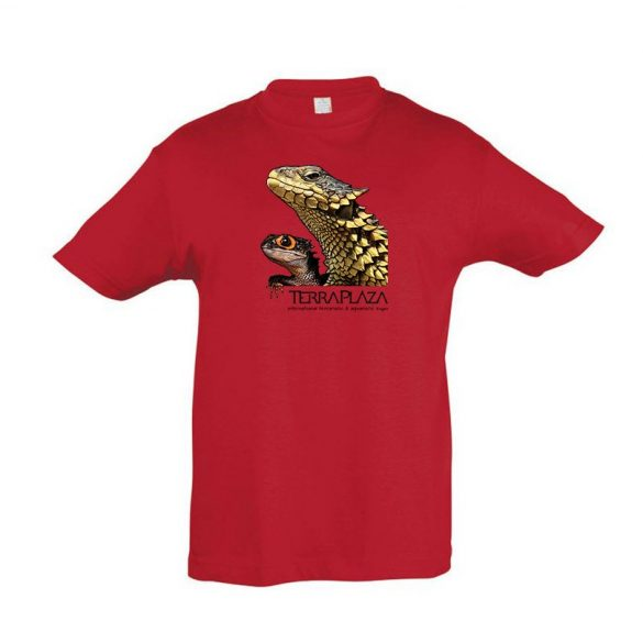 Dragons red gyermek póló