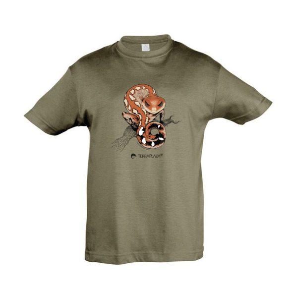 Aeluroscalabotes felinus army gyermek póló