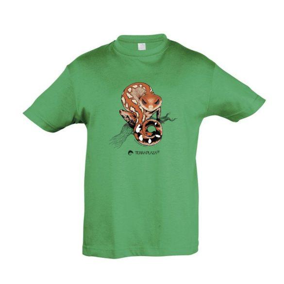 Aeluroscalabotes felinus green gyermek póló