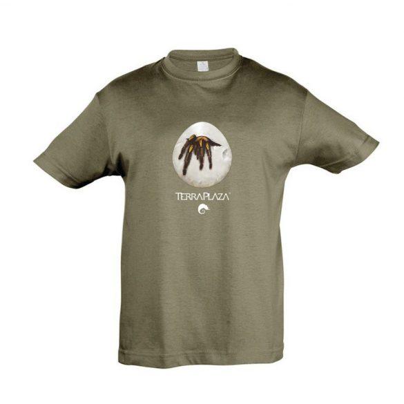Ephebopus murinus army gyermek póló