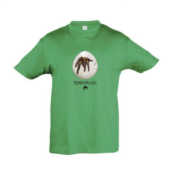 Ephebopus murinus green gyermek póló