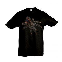 Avicularia sp. madárpók black gyermek póló