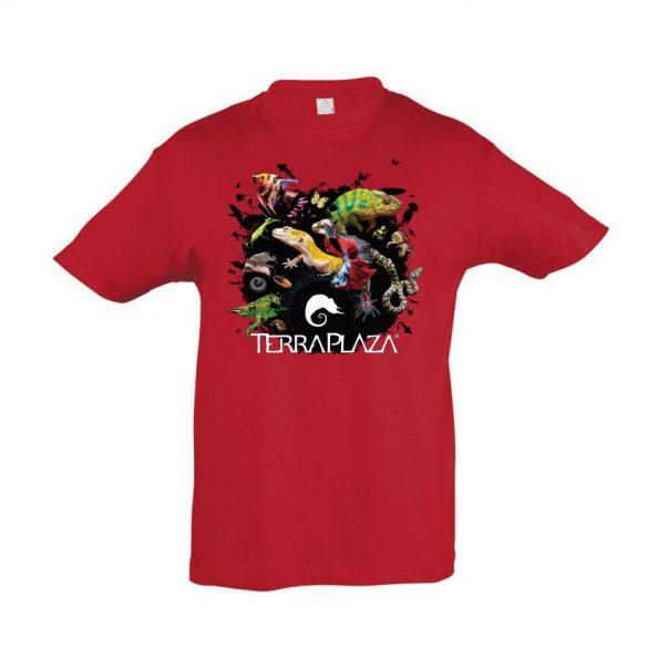 XXX3 montázs red gyermek póló