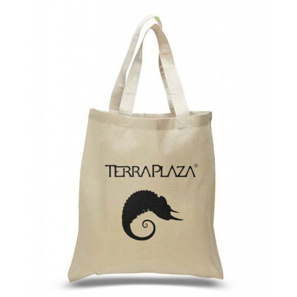 TerraPlaza vászontáska simple logó