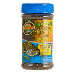 ZooMed Natural Aquatic teknős táp - Hatchling (micro pellet) 45 g