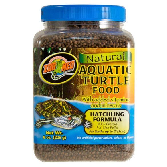 ZooMed Natural Aquatic teknős táp - Hatchling (micro pellet) 213 g