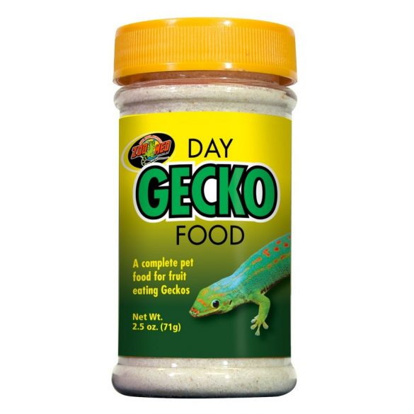 Zoo Med Day Gecko Food - nappali gecko táp 71g