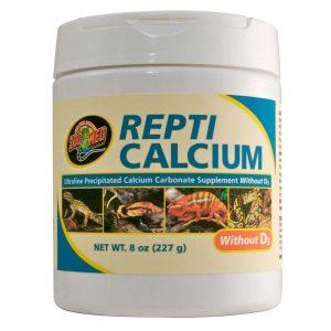 Zoo Med Repti Calcium D3 vitamin nélkül 227 g