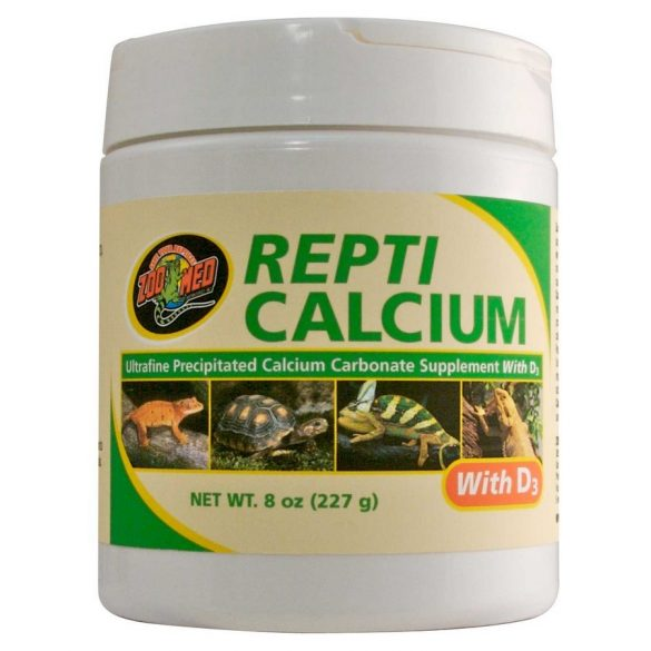 ZooMed Repti Calcium D3 vitaminnal 227 g