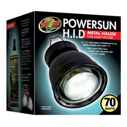ZooMed PowerSun™ HID lámpatest