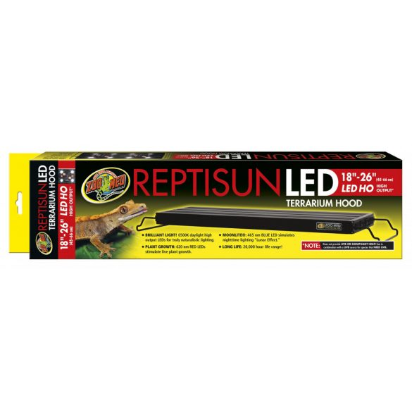 ZooMed ReptiSun LED lámpatest 45-66 cm