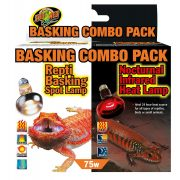 Zoo Med Basking Combo Pack (SL-60E & RS-75E)