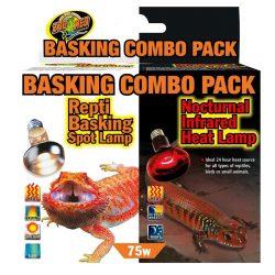 Zoo Med Basking Combo Pack (SL-60E & RS-75E)