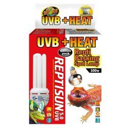 ZooMed melegítő & UVB hüllő lámpa csomag (SL-60E & FS-C5E)